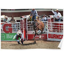 Calgary Stampede 2009, #42, Canada. Poster