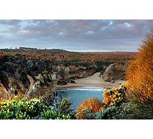 Loch Ard Gorge - Great Ocean Road Photographic Print