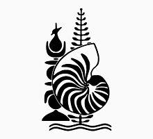 Emblem of New Caledonia  Unisex T-Shirt