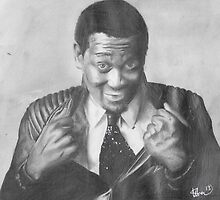Luther Vandross by shawwayne