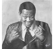 Luther Vandross Photographic Print