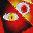 Eyes Blurred. by Paul Rees-Jones
