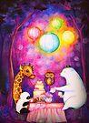 Magical Midnight Tea Party by Annya Kai