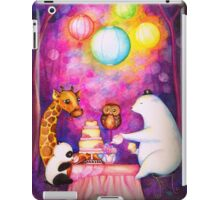 Magical Midnight Tea Party iPad Case/Skin