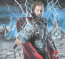 Thor by shawwayne