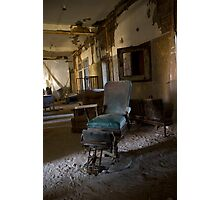 Dentist Chair Photographic Print