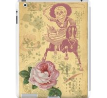 Day Of The Dead Cowgirl Cinco De Mayo iPad Case/Skin