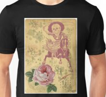 Day Of The Dead Cowgirl Cinco De Mayo Unisex T-Shirt