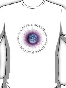 Carpe Noctem Earth T-Shirt