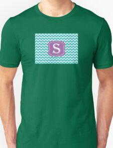 Chevron S Unisex T-Shirt