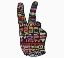 Peace tshirts by © Karin  Taylor