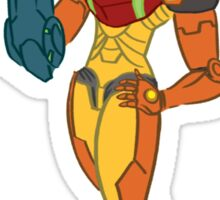 Samus Sticker
