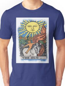 The Sun Tarot Card Unisex T-Shirt