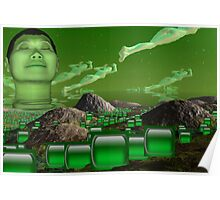 The chlorophyll dream  Poster