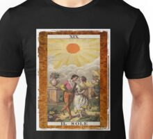 Il Sole Sun Tarot Card Unisex T-Shirt