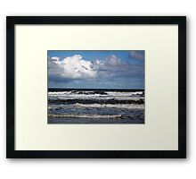 Surfs up! Framed Print