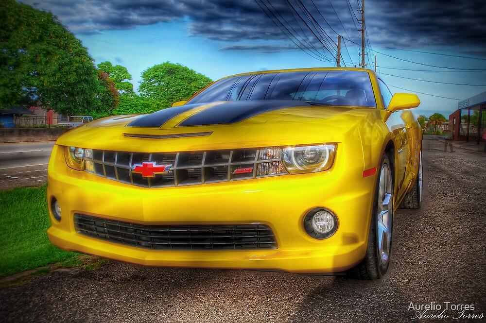 My Dream Car by Aurelio Torres