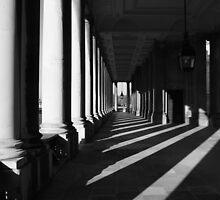 pilar perspective by Sebastian Warnes