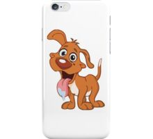 Happy Doggie iPhone Case/Skin