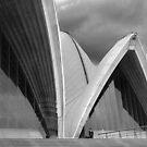 Sydney Opera House by Eve Parry