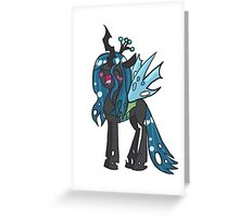 Chrysalis Greeting Card