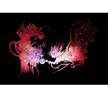 Final Fantasy Type-0 logo universe Photographic Print