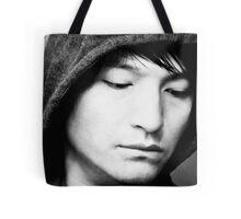 Hooded Emotion Tote Bag