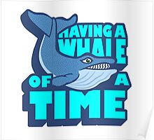 A WHALE OF A TIME Poster