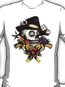 Skull and guns T-Shirt