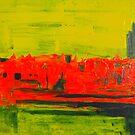 Fire on the Docks by BenPotter