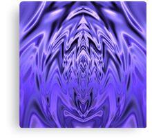 Blue Silk 2000 Canvas Print