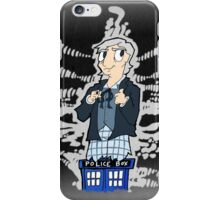 The Original Time Lord iPhone Case/Skin
