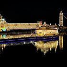 Celebration of Guru Nanak's Birthday at Golden Temple by RajeevKashyap