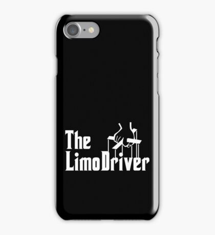 The Limo Driver iPhone Case/Skin
