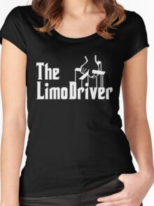 The Limo Driver Women's Fitted Scoop T-Shirt