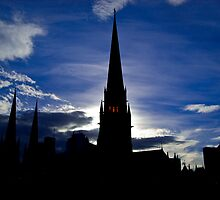 St Patrick's Cathedral by bLuEtEaRs