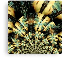 Arc Of Time Canvas Print