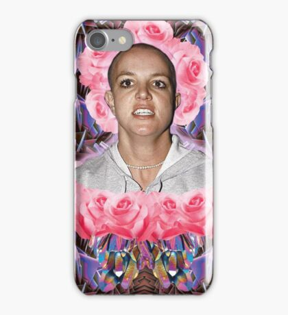 Pop star ascending iPhone Case/Skin