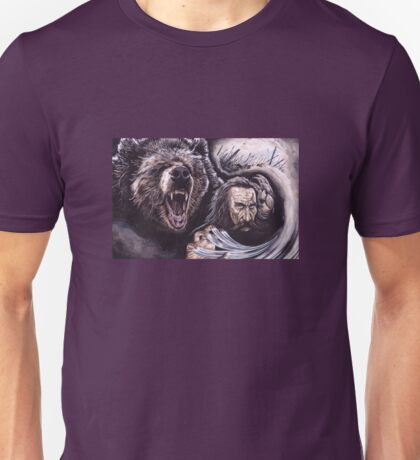 Beorn In Battle Unisex T-Shirt