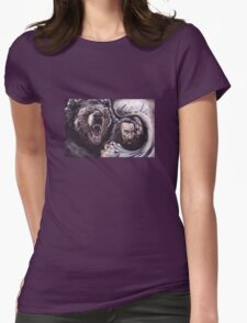 Beorn In Battle Womens Fitted T-Shirt