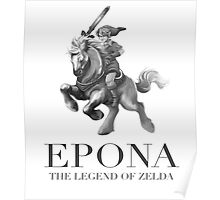 Epona Polo Poster