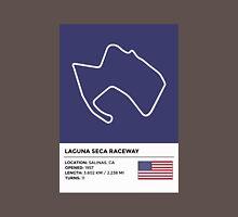Laguna Seca Raceway - v2 Unisex T-Shirt