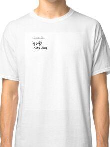 a billion Classic T-Shirt