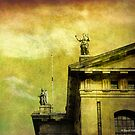 Clarendon Building, Oxford by David's Photoshop