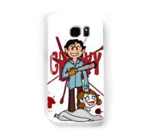 """Groovy"" - Evil Dead print Samsung Galaxy Case/Skin"