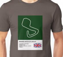 Brands Hatch GP Circuit - v2 Unisex T-Shirt