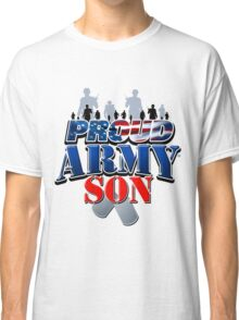 Proud Army Son Classic T-Shirt