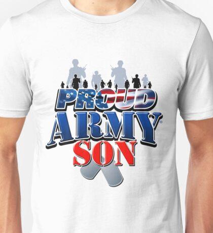 Proud Army Son Unisex T-Shirt