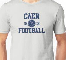 Caen Football Athletic College Style 2 Gray Unisex T-Shirt