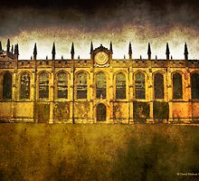 All Souls College, Oxford by David's Photoshop